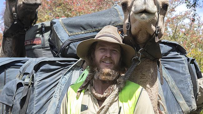 John & Camels